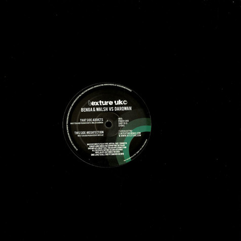 Benga & Walsh vs Darqwan - Addicts / megatection