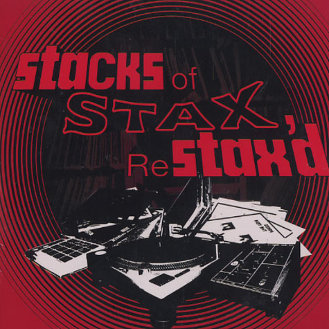 Redeye - Stacks of Stax reStax'd
