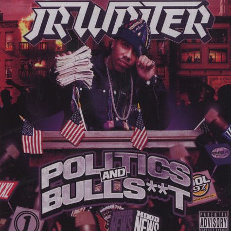 JR Writer - Politics & bullshit