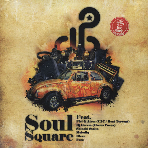 Soul Square - Take It Back Feat. Blezz
