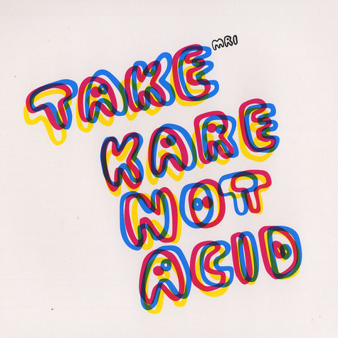 MRI - Take care not acid