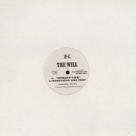 Will, The - Street life