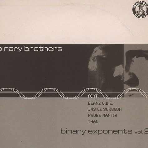 Binary Brothers - Binary exponents volume 2