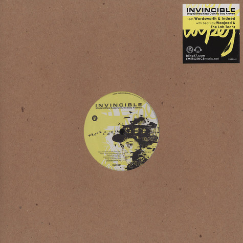 Invincible - Shapeshifters