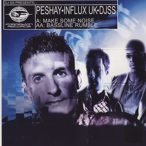 Peshay, Influx & DJ SS - Make some noise feat. Kristin Boutilier