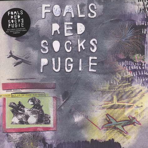 Foals - Red socks pugie