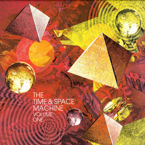 Time & Space Machine, The - Volume 1
