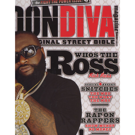 Don Diva - The Original Street Bible - 2008 - 33