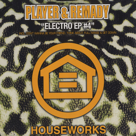 Player & Remady - Electro EP #4
