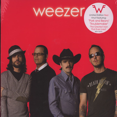 Weezer - Weezer - the red album