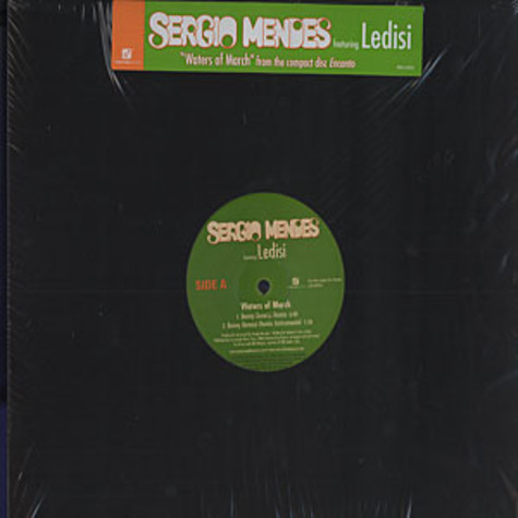 Sergio Mendes - Waters of march feat. Ledisi remixes