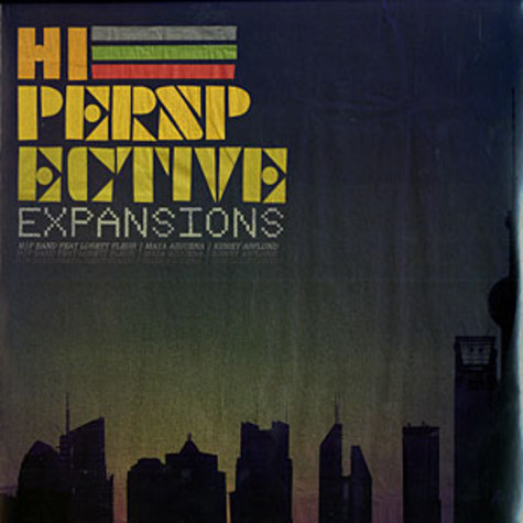 Hi Perspective - Expansions EP