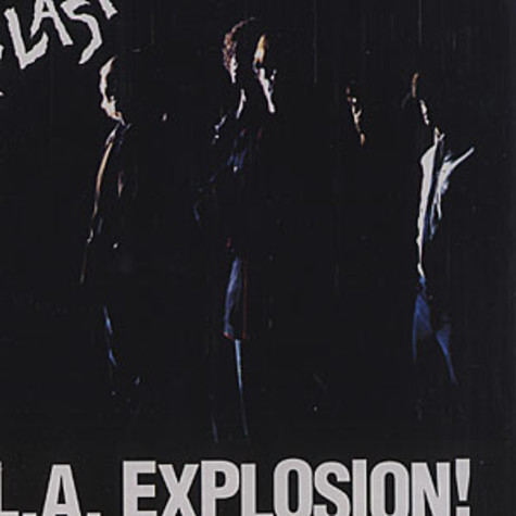 Last, The - L.A. explosion
