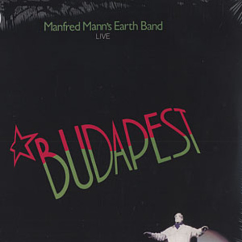 Manfred Mann's Earth Band - Live in Budapest