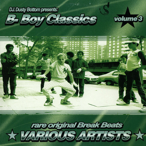 DJ Dusty Bottom - B-boy classics vol.3