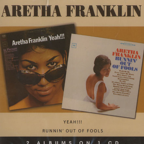 Aretha Franklin - Runnin' out of fools / yeah !!!