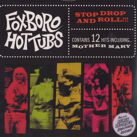 Foxboro Hottubs (Green Day) - Stop drop and roll !!!