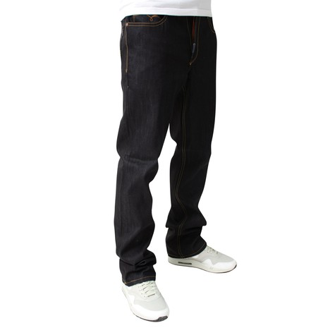LRG - Grass roots straight root fit jeans