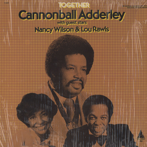 Cannonball Adderley - Together