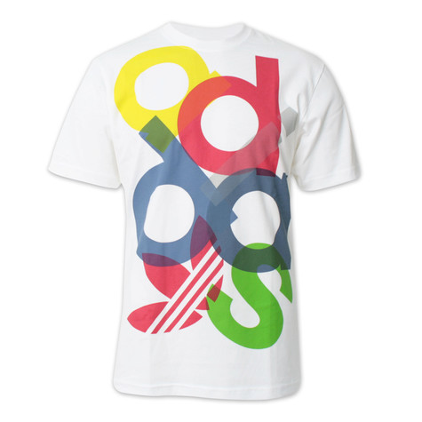 adidas - Scattered T-Shirt