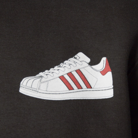 adidas - Greatest hits Superstar hoodie