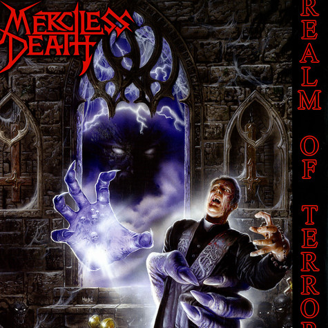 Merciless Death - Realm of terror