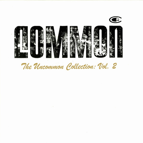 Common - The uncommon collection volume 2