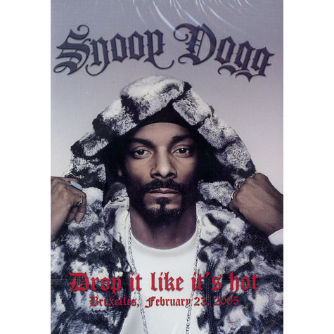 Snoop Dogg - Drop it like it's hot live in 2005