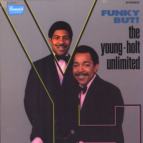 Young Holt Unlimited - Funky but!