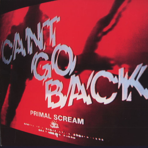 Primal Scream - Can't go back