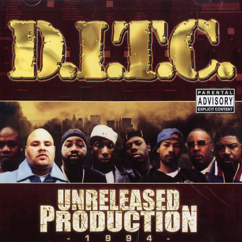DITC - Unreleased production 1994