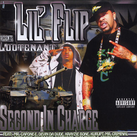 Lil Flip presents Lootenant - Second in charge