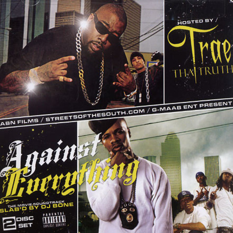 Trae - Against everything - the movie soundtrack