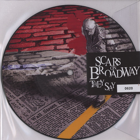 Scars On Broadway - The say
