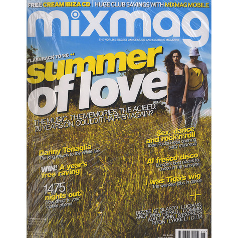 Mixmag - 2009 - 8 - August