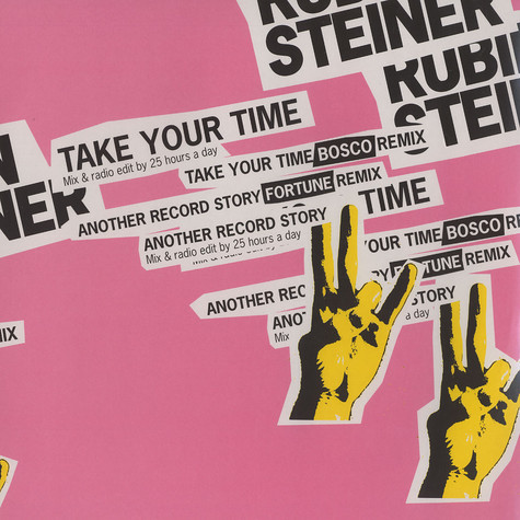 Rubin Steiner - Take your time