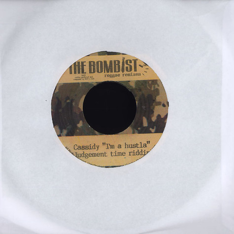 Bombist, The - Reggae remixes volume 25 & 26