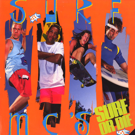 Surf MC's - Surf or die