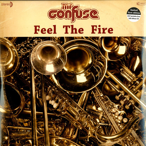 Mr. Confuse - Feel the fire HHV.DE edition