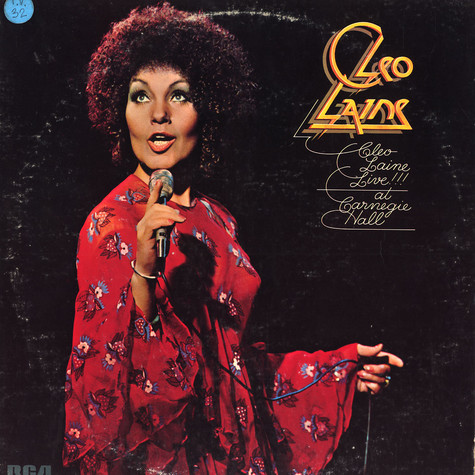 Cleo Laine - Cleo Laine live at Carnegie Hall