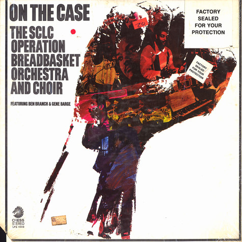 SCLC Operation Breadbasket Orchestra And Choir, The - On the case