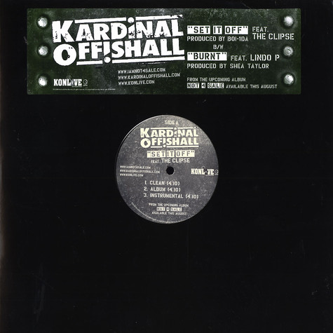 Kardinal Offishall - Set it off feat. The Clipse