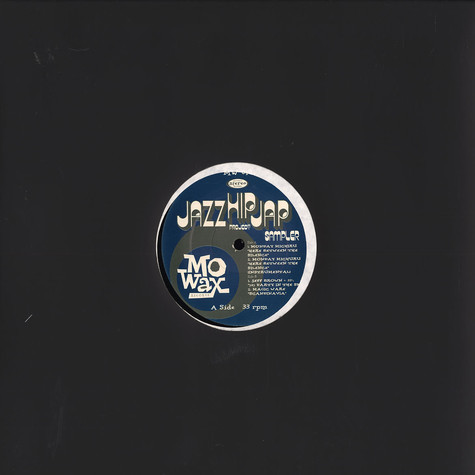 DJ Krush - Jazz hip jap sampler