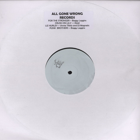 V.A. - All Gone Wrong Records sampler