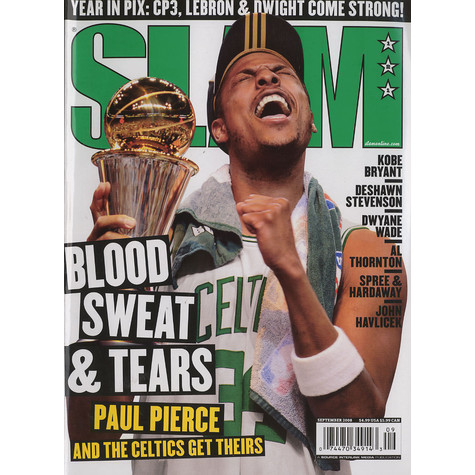 Slam Magazine - 2008 - 09 - September