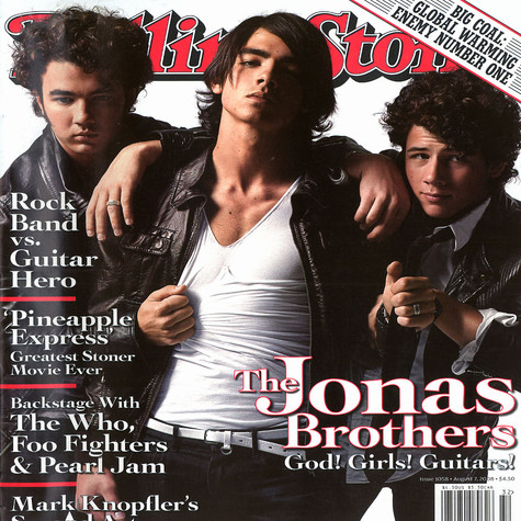 Rolling Stone - 2008 - 1058 - August