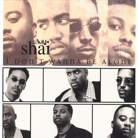 Shai - I don't wanna be alone  (soulpower mix)