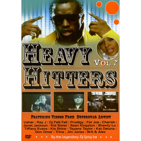Heavy Hitters - Volume 7