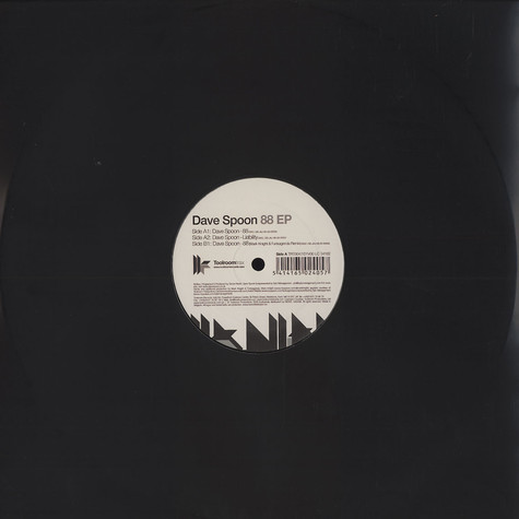 Dave Spoon - 88 EP