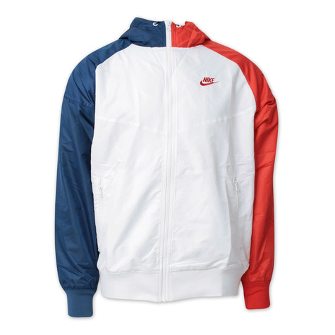 Nike - France split windrunner